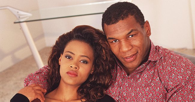 What Mike Tyson's Ex-wife Robin Givens Is Doing Now, 32 Years after Their Divorce