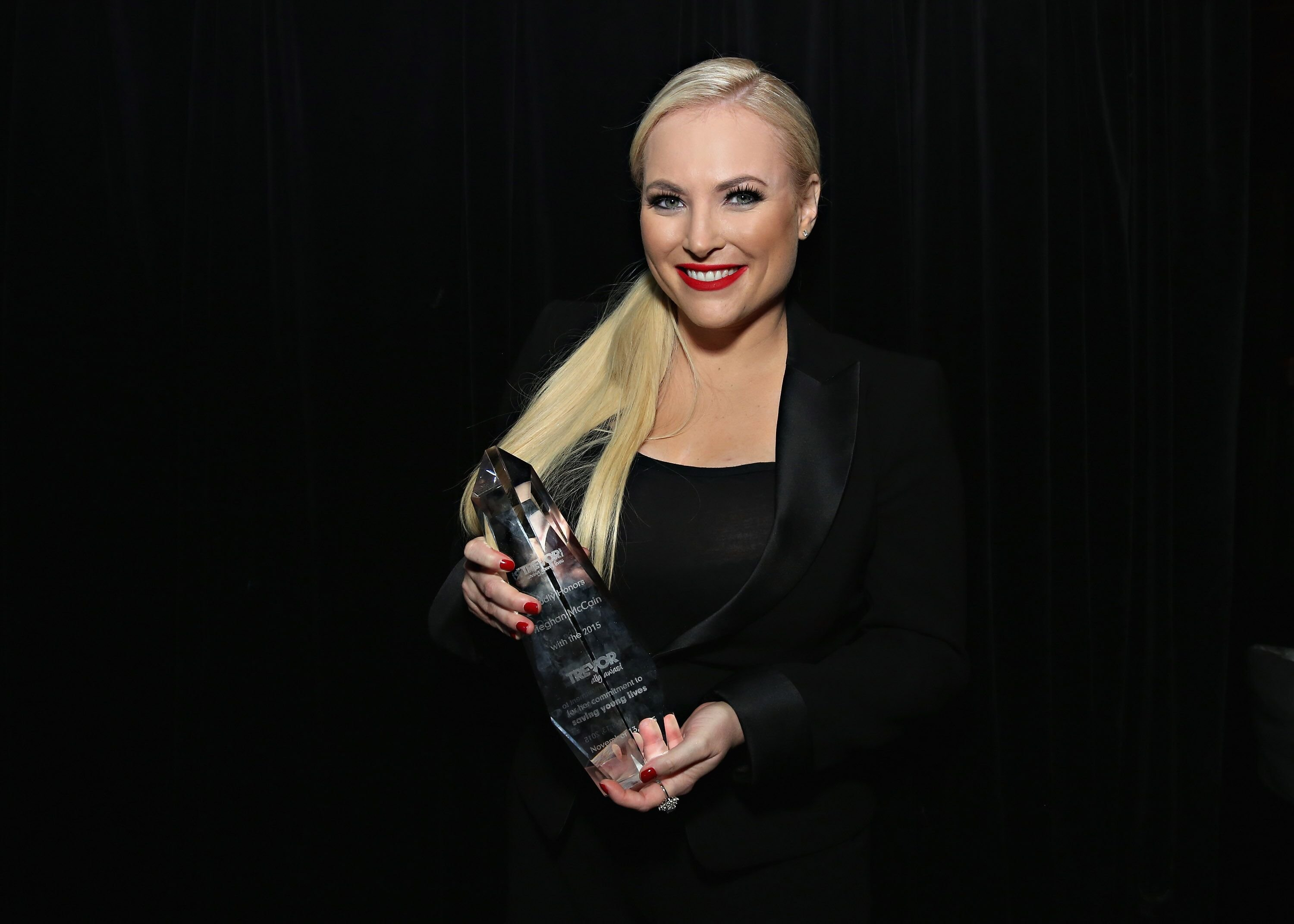 Meghan McCain at the Trevor Project NextGen Fall Fete at Marquee on November 13, 2015 | Photo: Getty Images