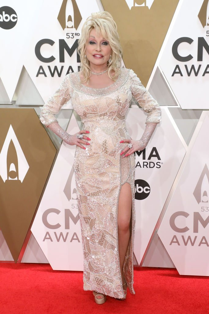 Dolly Parton attends the 53nd annual CMA Awards at Bridgestone Arena. | Photo: Getty Images