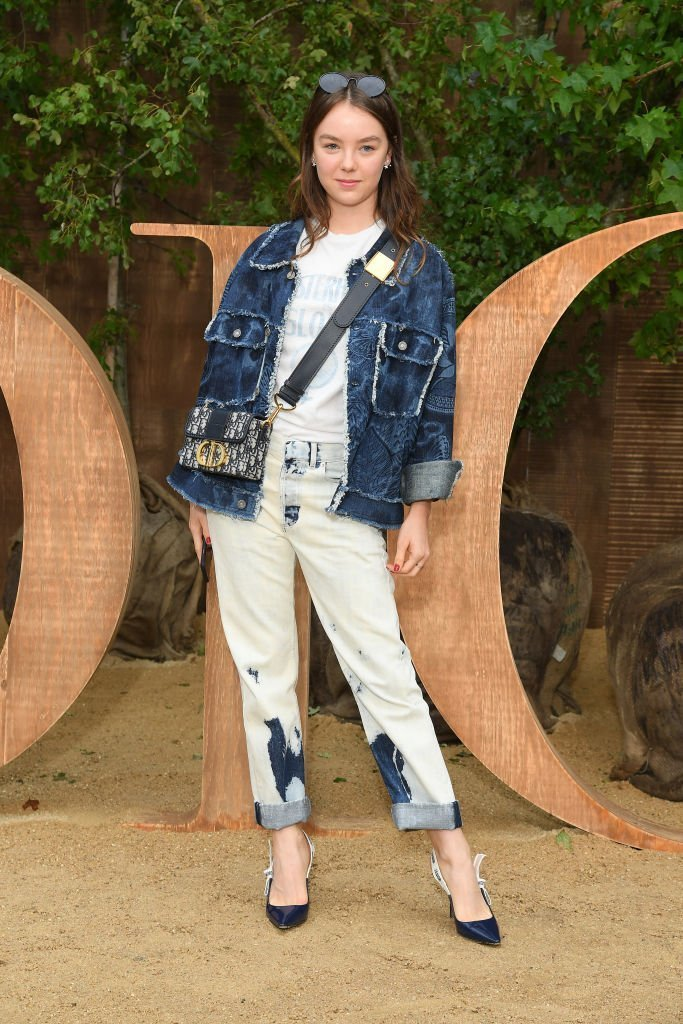 Alexandra of Hanover attends the Christian Dior Womenswear Spring/Summer 2020 show. | Source: Getty Images