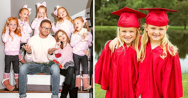'Outdaughtered' Quints Graduate Kindergarten – Danielle and Adam Attend 4 Graduations in Two Days