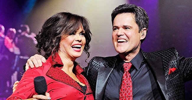 Marie and Donny Osmond Remember Late Mom Olive on Her 95th Birthday