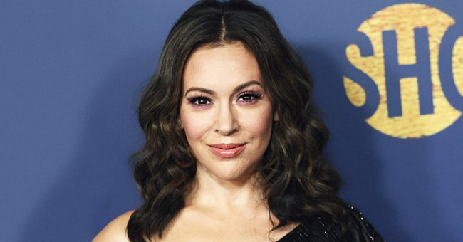 Alyssa Milano attends the Showtime Emmy Eve Nominees Celebration at Chateau Marmont on September 16, 2018 in Los Angeles, California | Photo: Getty Images