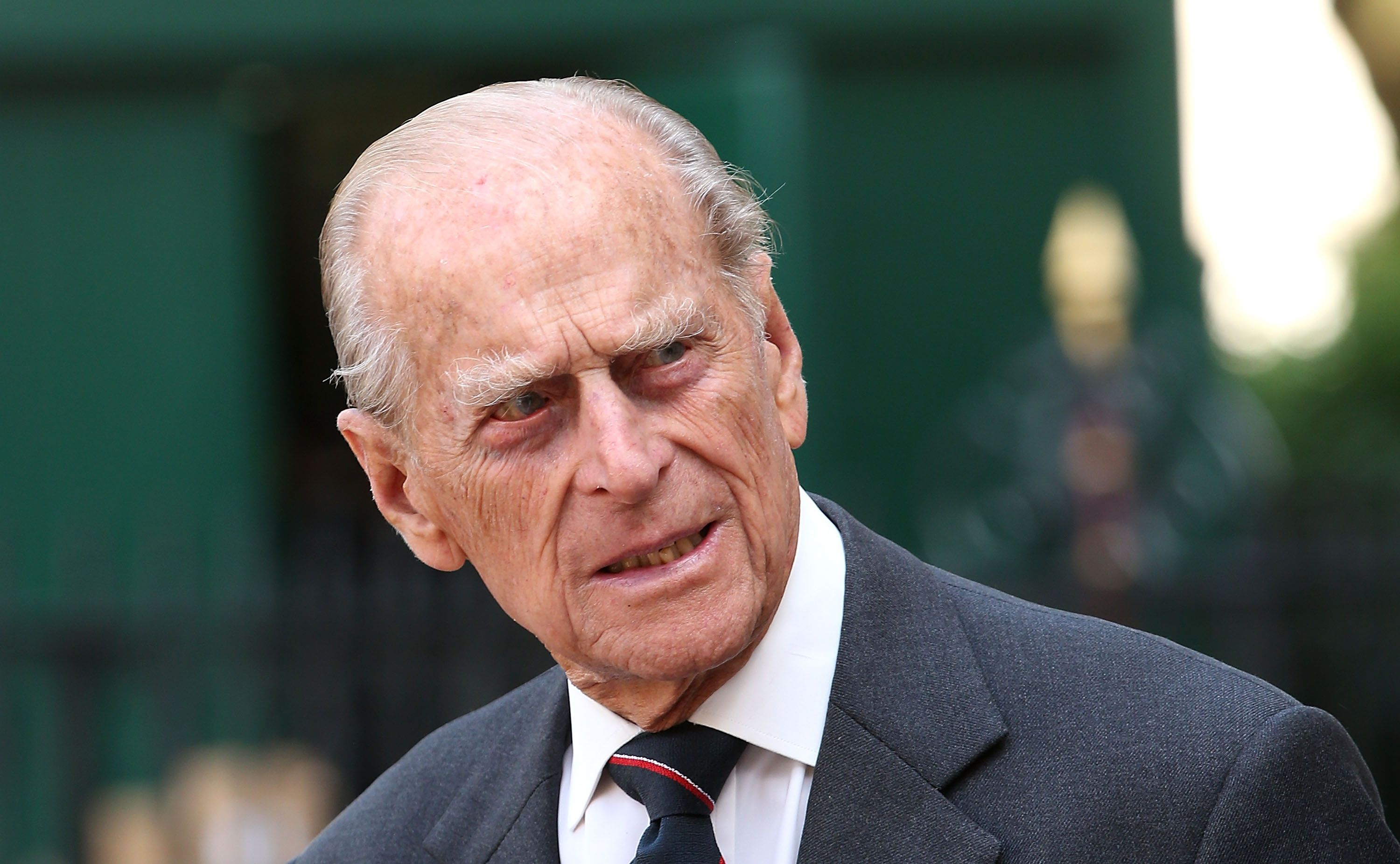 Prince Philip during a service of dedication to Admiral Arthur Philip at Westminster Abbey on July 9, 2014 in London, England. | Source: Getty Images