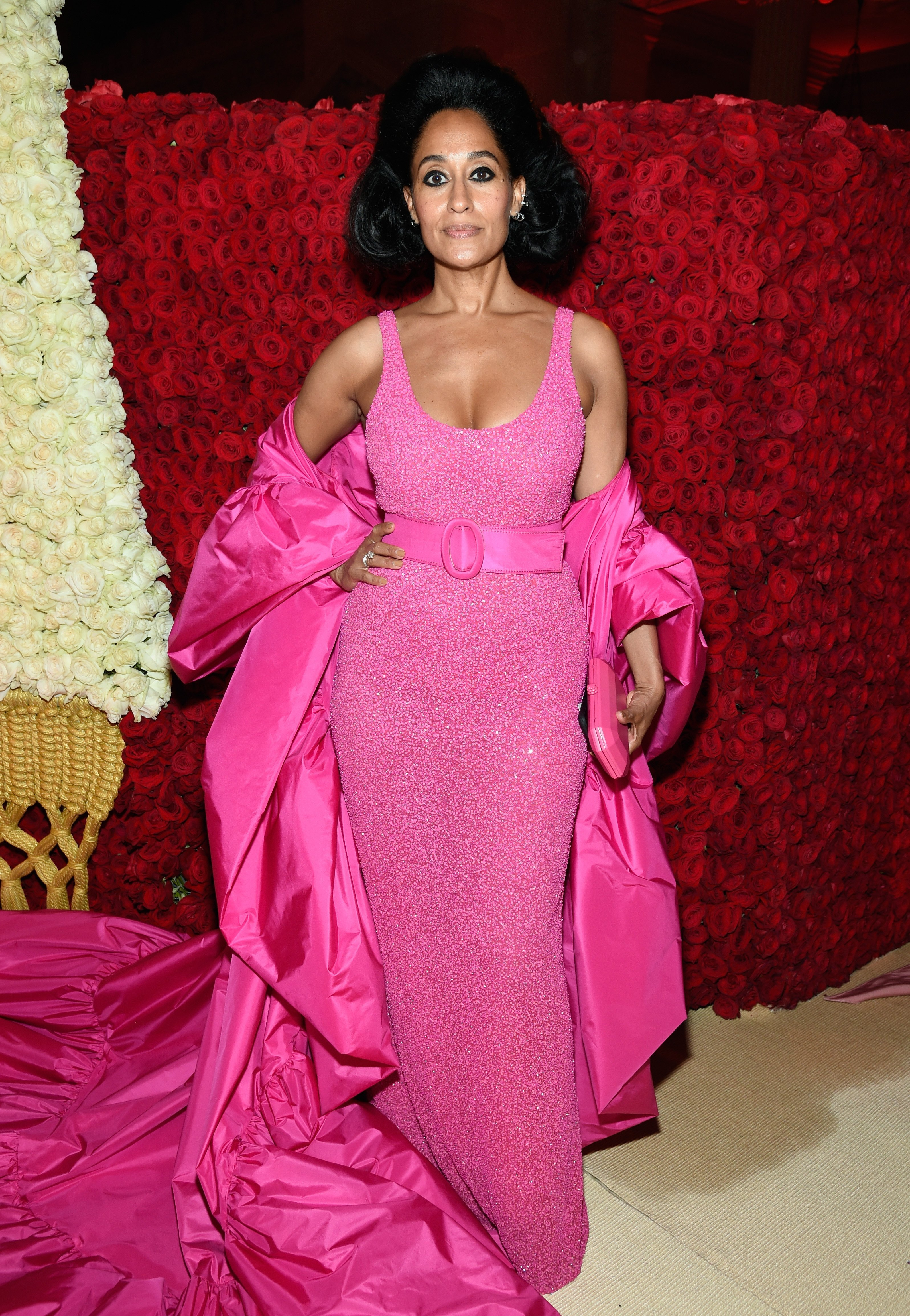 Tracee Ellis Ross attends the Met Gala in New York City on May 7, 2018 | Photo: Getty Images
