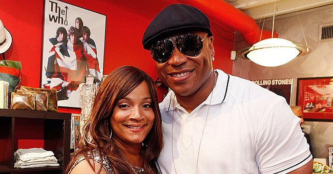 LL Cool J's Wife of 25 Years Simone Shows Legs in Shorts in Photo with Mary J Blige in a Bikini