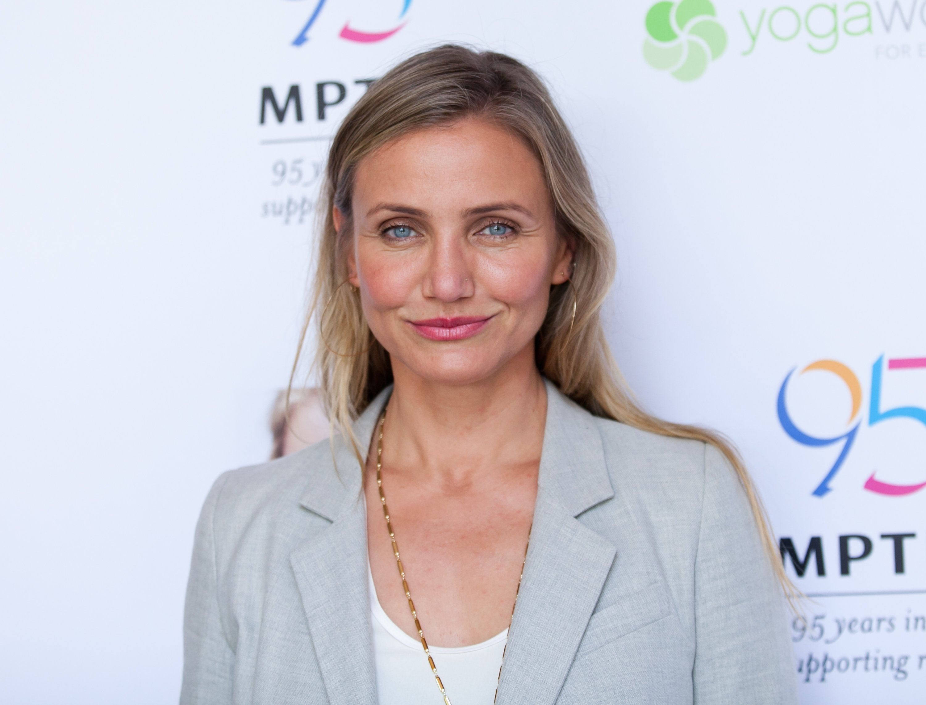 Cameron Diaz attends the MPTF Celebration for health and fitness at The Wasserman Campus on June 10, 2016, in Woodland Hills, California. | Source: Getty Images.