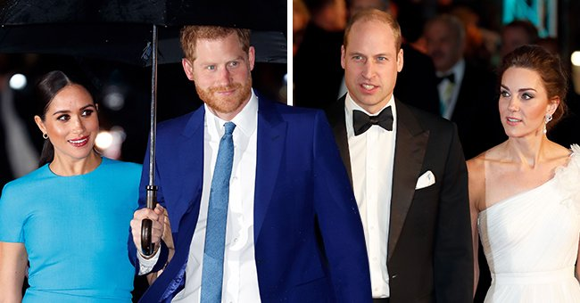 Us Weekly: Prince William & Duchess Kate Utterly Appalled at Harry & Meghan's Upcoming Tell-All