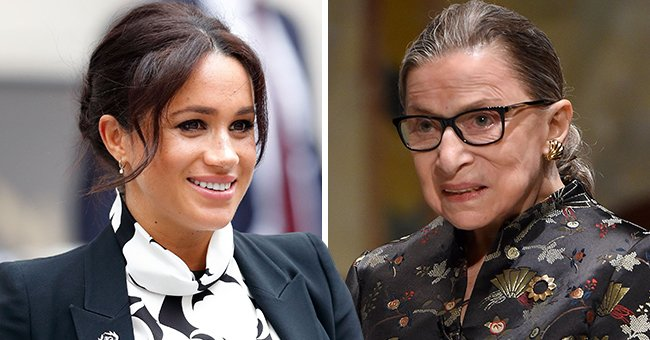 Meghan Markle Says the Late Justice Ruth Bader Ginsburg Was an Inspiration for Her