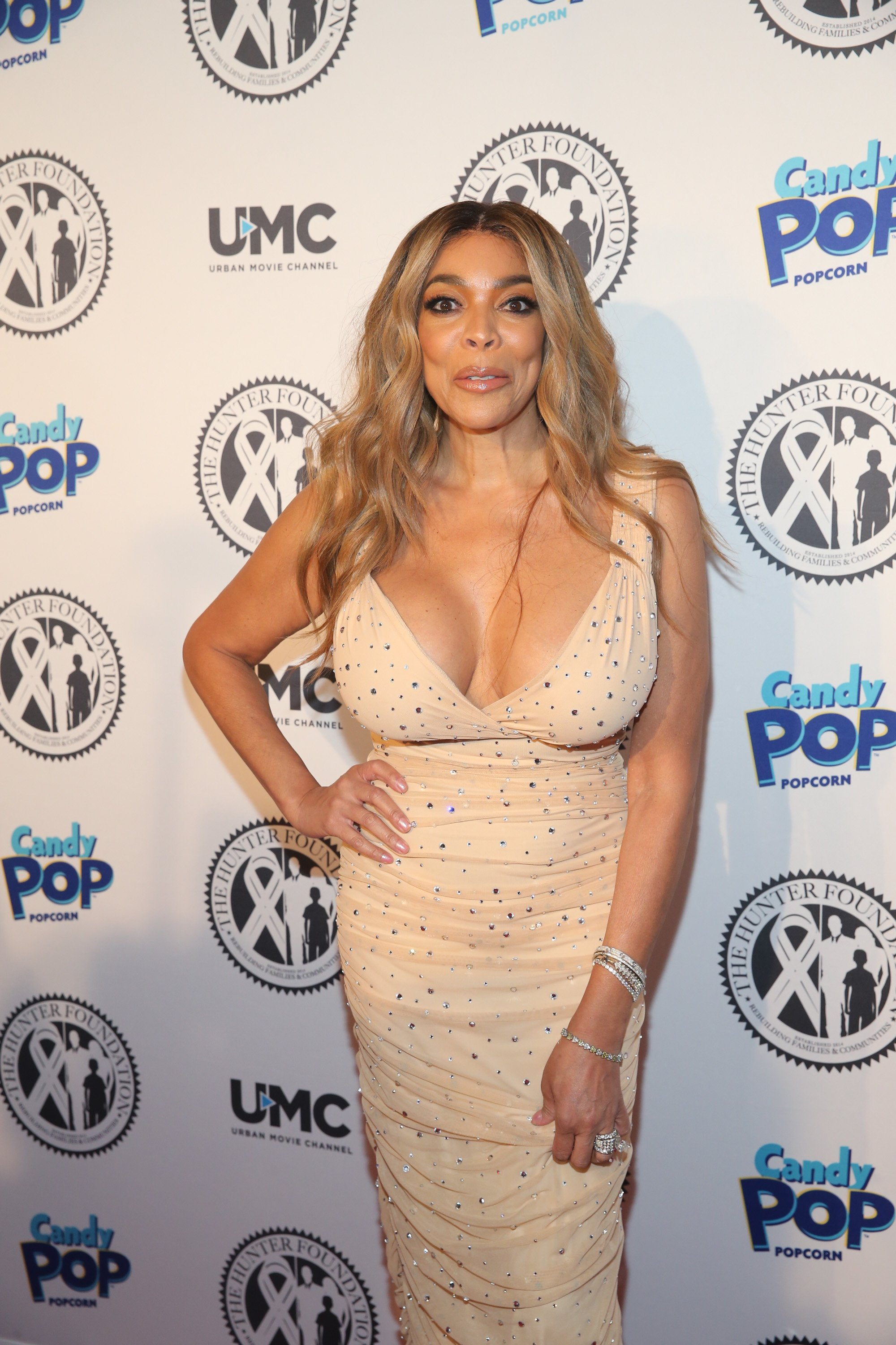 Wendy Williams attends 2018 The Hunter Foundation Gala. | Photo: GettyImages