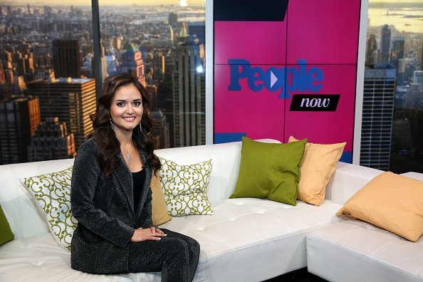 Danica McKellar attends PeopleNow at PeopleTV Studios  in New York | Photo: Getty Images