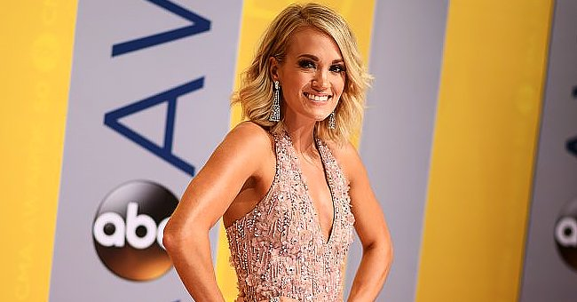Carrie Underwood Gushes over Son Isaiah as She Shares 1st Glimpse at Their Christmas Duet