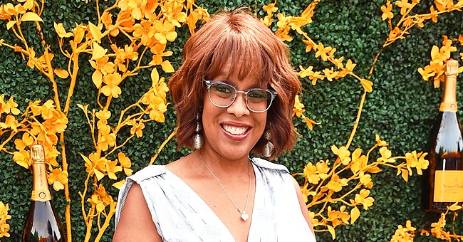 Gayle King Celebrates Independence Day with Family and Friends While Practicing Social Distancing (Photos)
