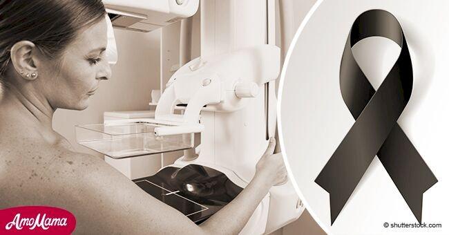 Mujer mayor muere de cáncer 2 años después de doctores no mencionarle bulto en un seno