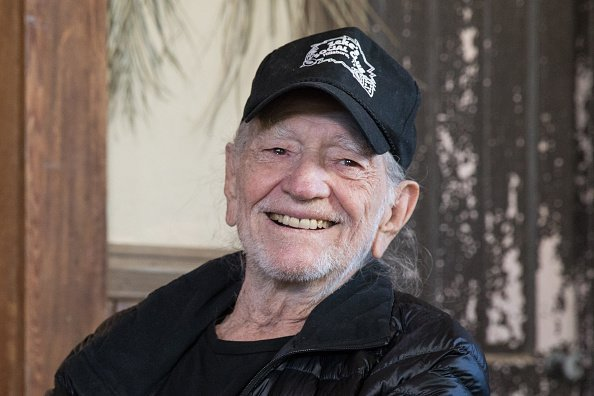 Willie Nelson at Luck Ranch on April 13, 2019 in Spicewood, Texas | Photo: Getty Images