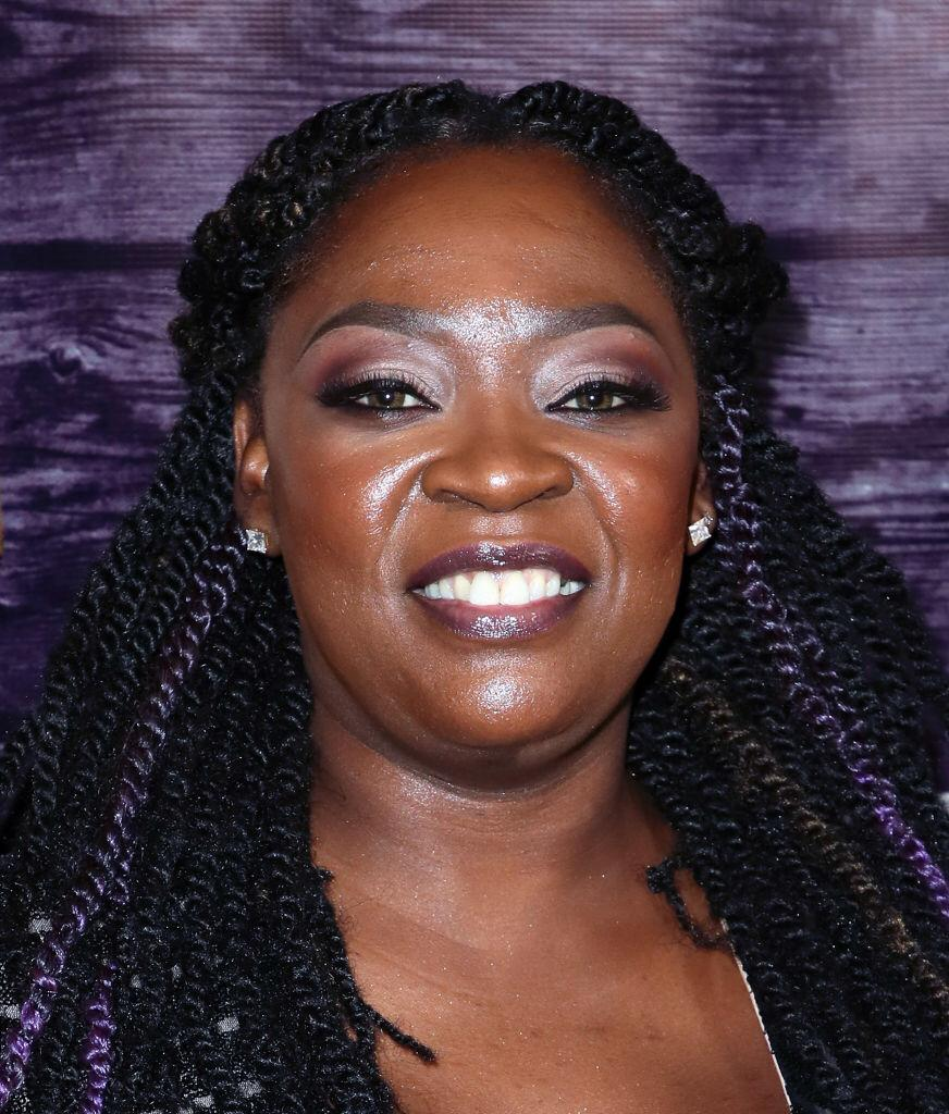 """Actress Desreta Jackson attends """"The Color Purple"""" Los Angeles engagement celebration at the Hollywood Pantages Theatre on May 29, 2018   Photo: Getty Images"""