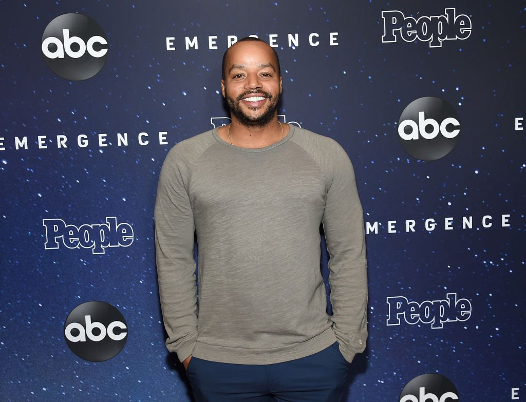 Donald Faison attends the premiere Of ABC's Emergence with PEOPLE | Photo: Getty Images