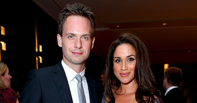 'Suits' Star Patrick J Adams Is Happy about Ex Co-star Meghan Markle's US Return