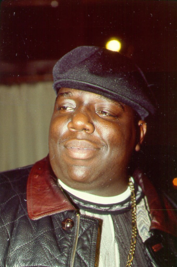 The Notorious B.I.G. at an event in New York in November 1994. | Photo: Getty Images