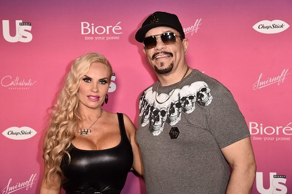 Ice-T and Coco Austin at the US Weekly's 2019 Most Stylish New Yorkers red carpet on September 11, 2019 in New York City.| Photo:Getty Images)