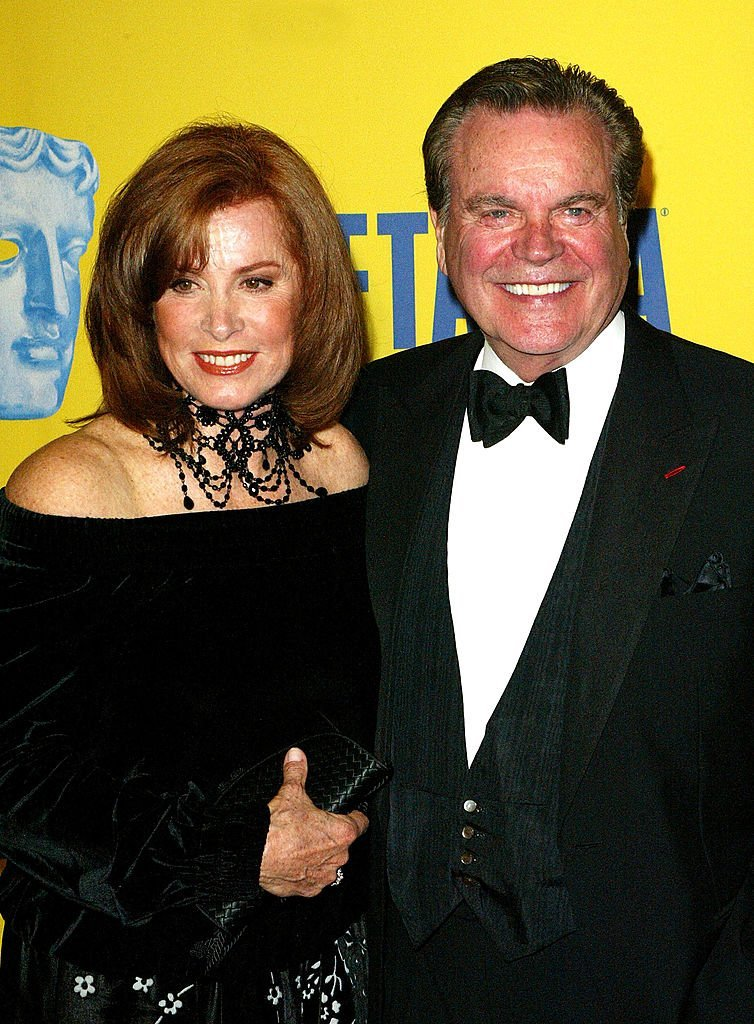 Stefanie Powers and Robert Wagner attend the 12th Annual BAFTA/LA Britannia Awards in Los Angeles, California on November 8, 2003 | Photo: Getty Images