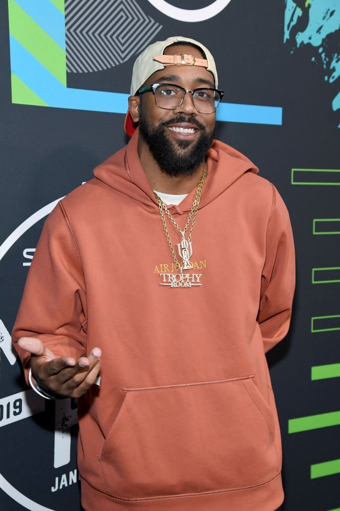 Marcus Jordan. Image Credit: Getty Images