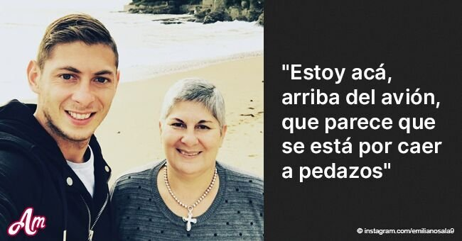 Familia de futbolista que estaba en avioneta que desapareció aún conserva la esperanza