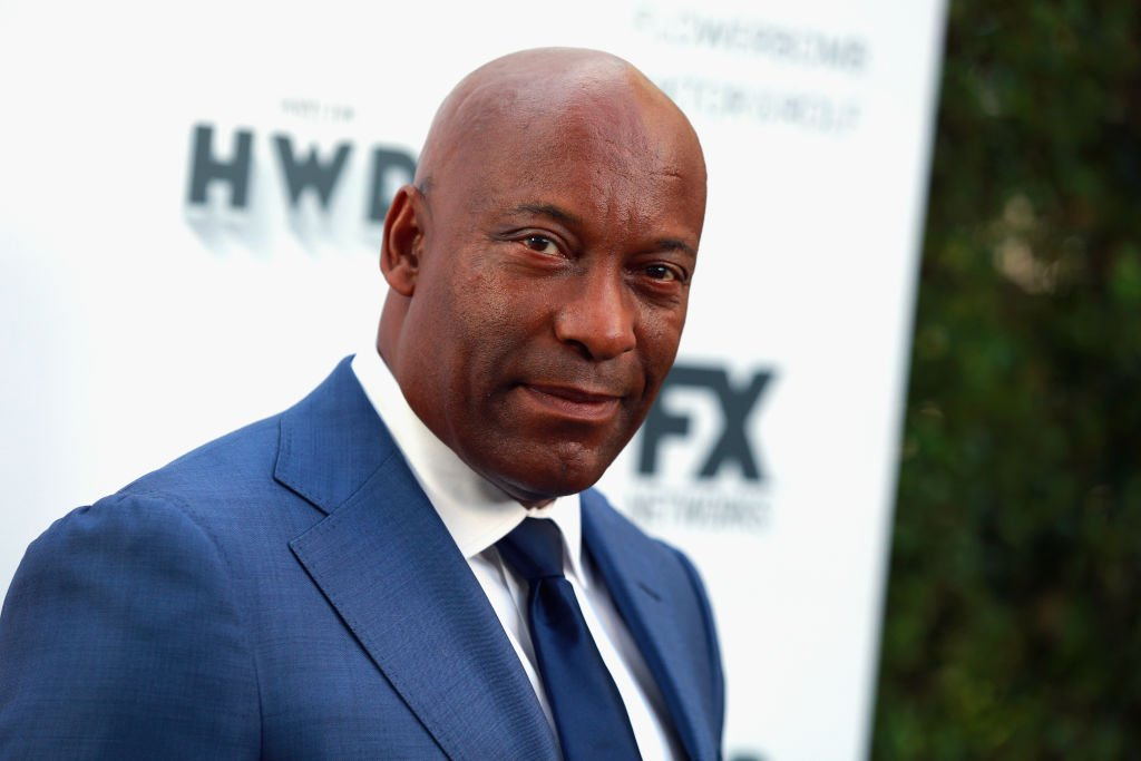 John Singleton at the FX and Vanity Fair Emmy Celebration on Sep. 16, 2017 in Century City, California. | Photo: Getty Images