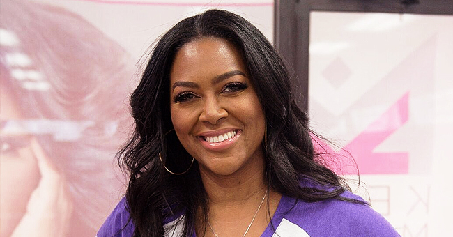RHOA Star Kenya Moore Shares Photos of Daughter Brooklyn in Floral Outfit after Split from Husband Marc Daly