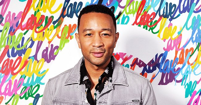 John Legend Talks about His Family's Christmas Traditions and Says He's Not Sure Daughter Luna Believes in Santa Claus