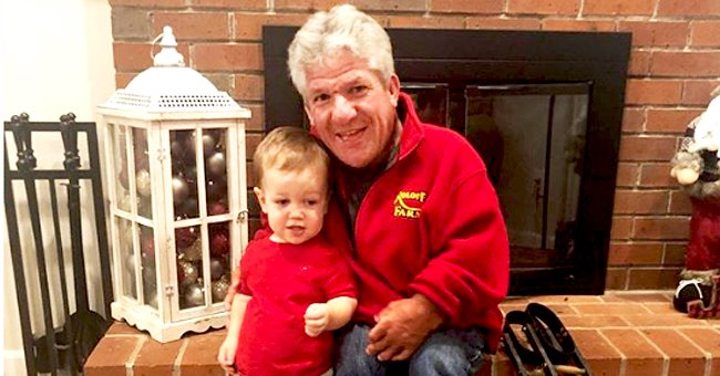Matt Roloff from LPBW Melts Hearts as He Poses with Girlfriend Caryn Chandler and Grandkids Jackson & Baby Lilah