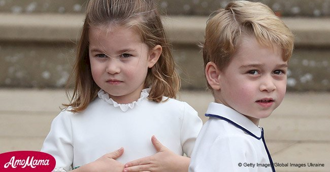 Prince George and Princess Charlotte's Christmas morning started 'very early,' Kate reveals