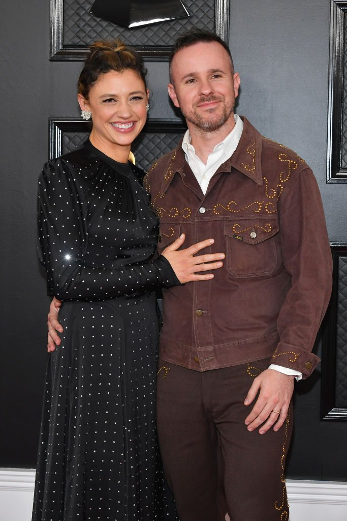 Laura Miller and Ricky Reed attend the 62nd Annual GRAMMY Awards at Staples Center on January 26, 2020 | Photo: Getty Images
