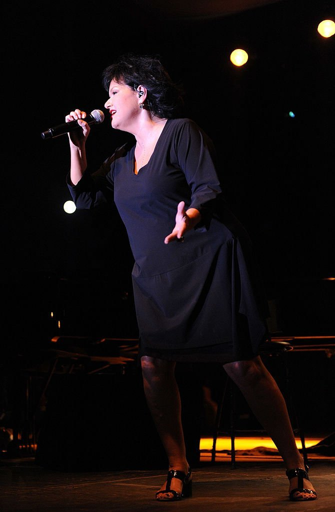 Maurane au festival de jazz de nice le 24 juillet 2010 | Photo : Getty Images