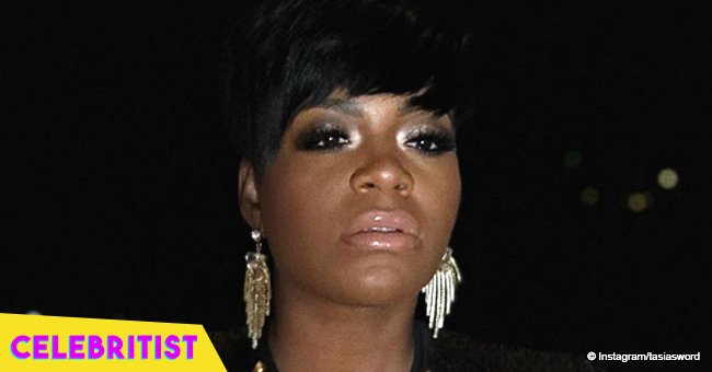 Fantasia Barrino shares hospital photo of her little godson who is to receive a new heart