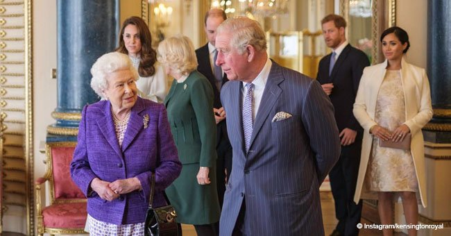 The Royal Family Comes Together to Celebrate the 50th Anniversary of Prince Charles' Investiture