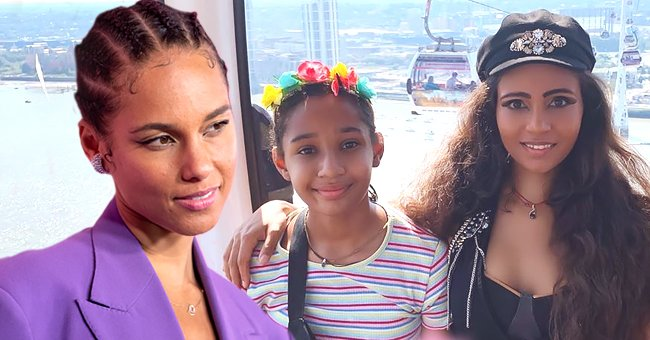 Swizz Beatz's Ex Blasts Alicia Keys for Issues Over Step-Daughter