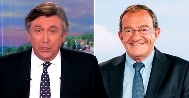 Jacques Legros : le jour où il a dû remplacer d'urgence le malade Jean-Pierre Pernaut sur TF1