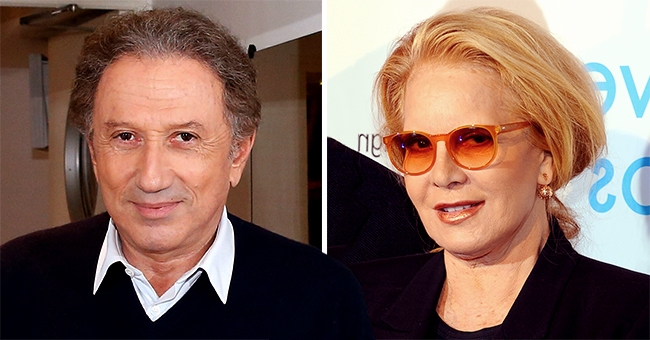 """""""La première vraie famille"""" de Johnny Hallyday est celle avec Sylvie Vartan, selon Drucker"""