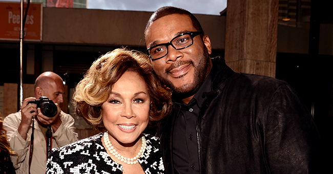 Tyler Perry Shares Touching Tribute to Diahann Carroll after She Died at 84 Following a Battle with Cancer