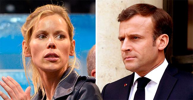 Tiphaine Auzière parle des contradictions qui surviennent à la maison avec Emmanuel Macron
