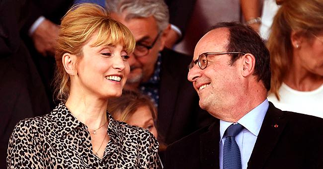 Julie Gayet commente les rumeurs de son mariage secret avec François Hollande