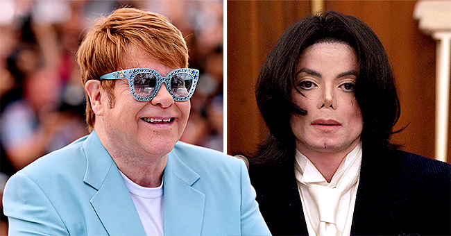 Elton John Shares His Thoughts about Michael Jackson's Mental Health before His Death in New Memoir 'Me'