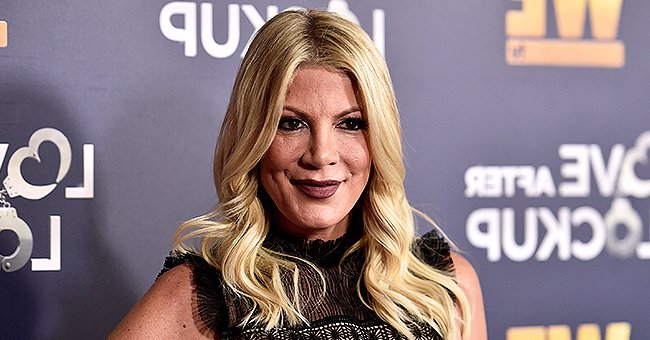 Tori Spelling Talks about Playing Donna in 'Beverly Hills, 90210' and Recalls Insecurities She Faced as a Teen