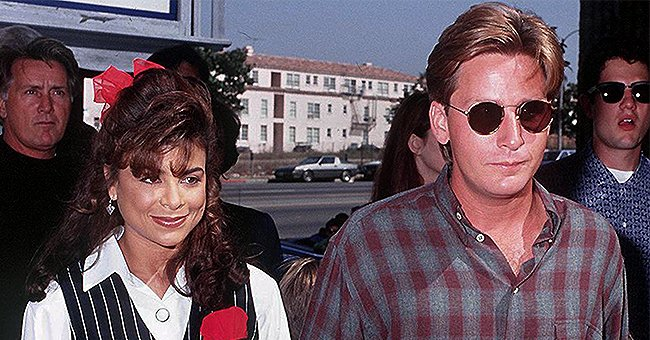 Paula Abdul's Marriage to Martin Sheen's Son Emilio Estevez Only Lasted for Two Years