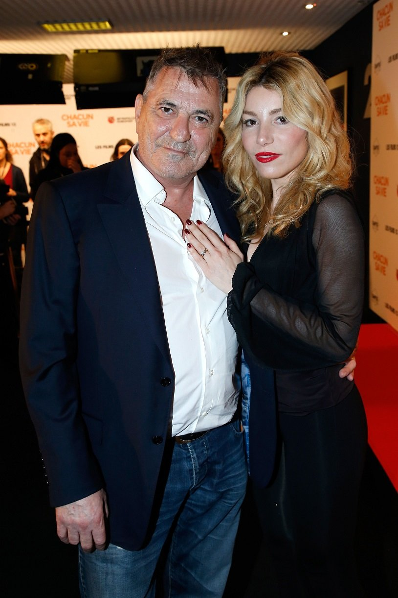 Jean-Marie Bigard et sa femme Lola Marois | Photo : Getty Images