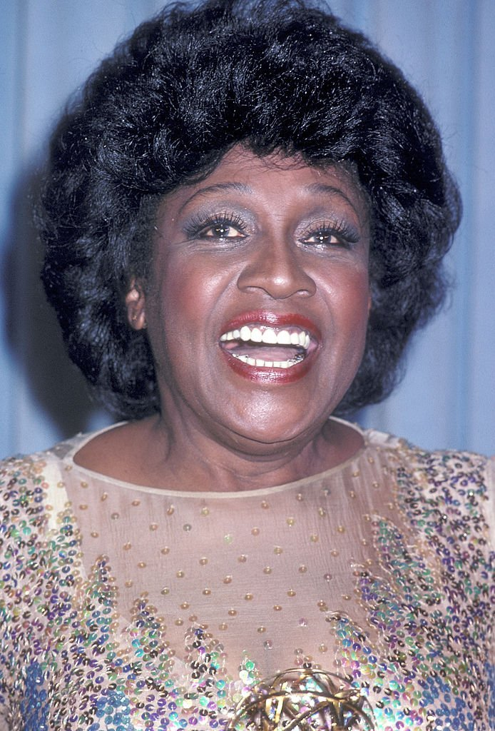 Actress Isabel Sanford at the 33rd Annual Primetime Emmy Awards on September 13, 1981| Photo: Getty Images
