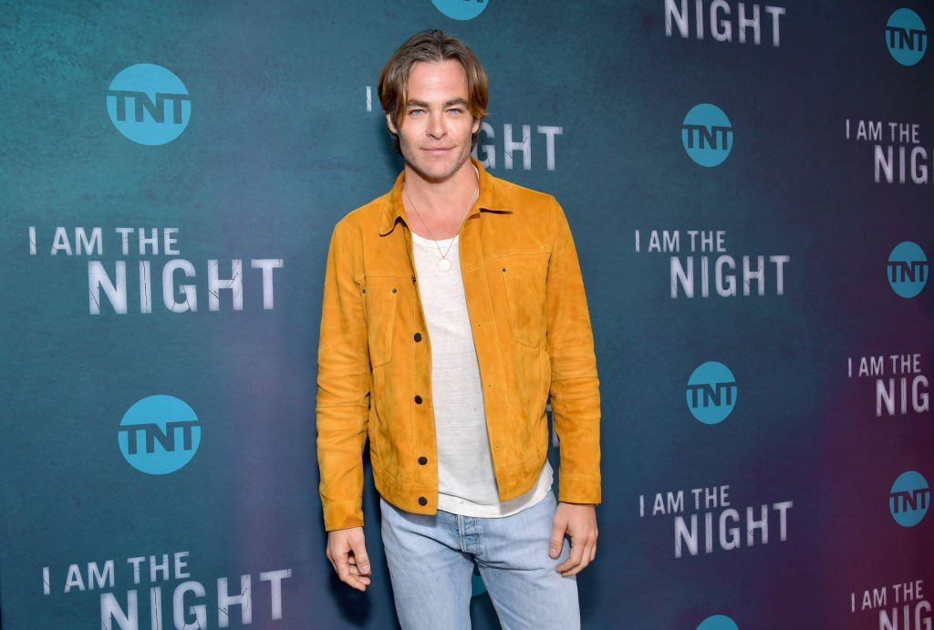 "Chris Pine attends TNT's ""I Am The Night"" FYC Event in North Hollywood on May 9, 2019. 