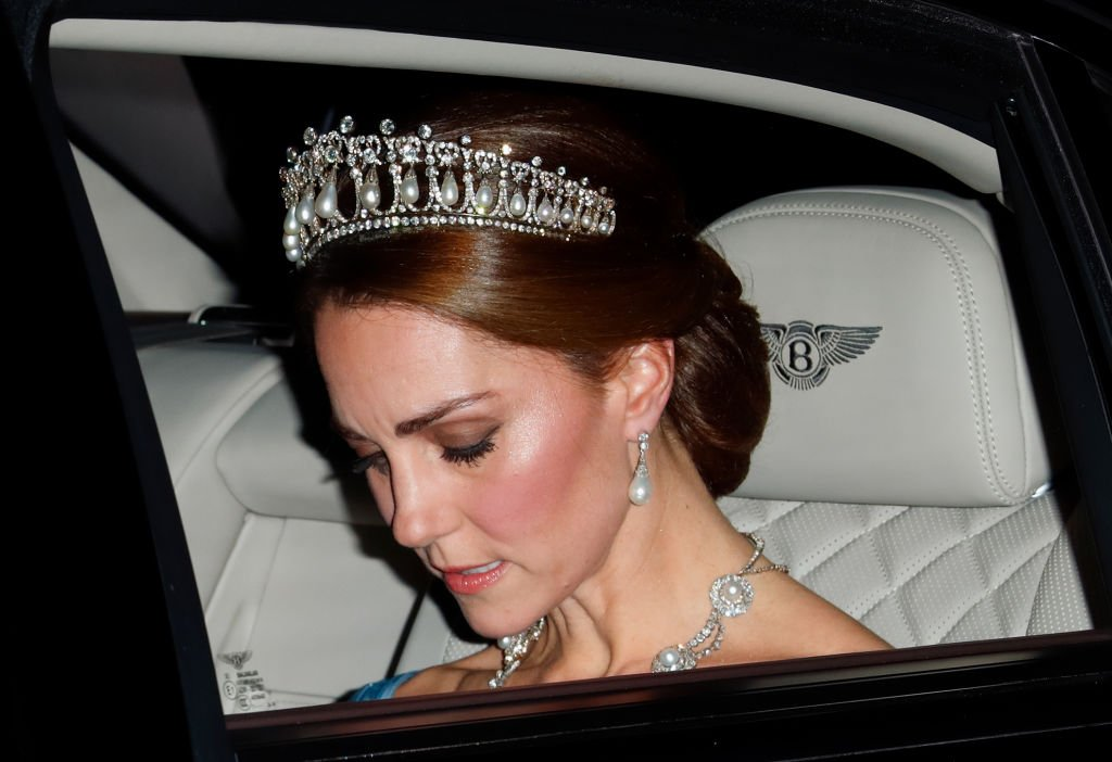 Catherine Middleton| photo : Getty Images