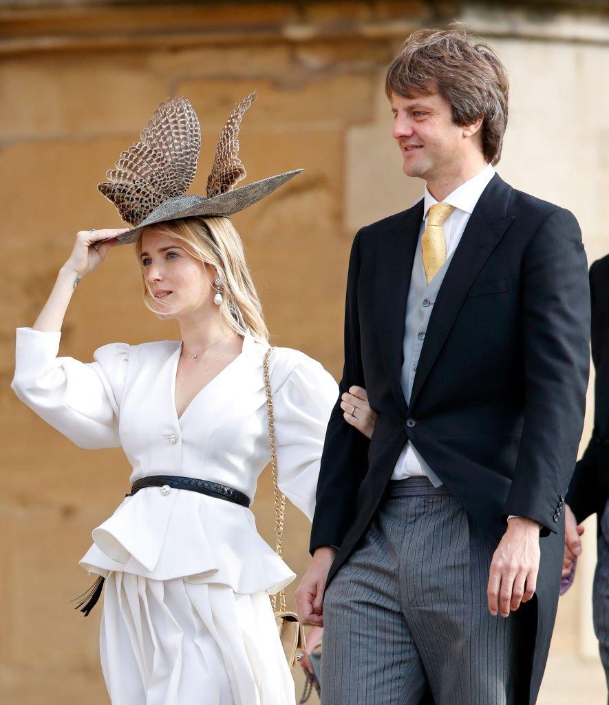 Prinzessin Ekaterina von Hannover und Prinz Ernst August von Hannover Jr.| Quelle: Getty images